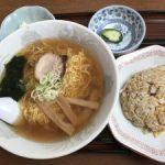 新潟 新潟老舗の飲食店【麺の店 きらく苑】優しい味付け☆