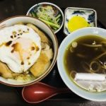 新潟 中央区のラーメン店【大江戸】限定丼にしてみた☆