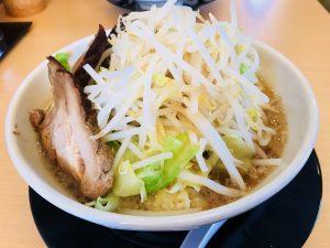 織蔵チャーシュー麺