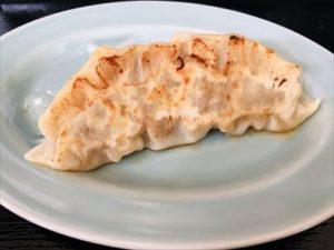 だしの風食堂 プレミアムジャンボ餃子 アップ