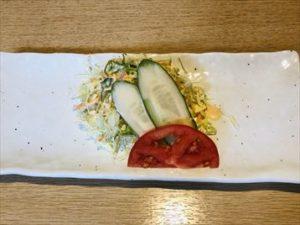 菜の鳥(串ひろ)古町店 サラダ