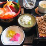 海鮮が美味しい【越後茶屋 総本店】ちらしランチ食べた☆