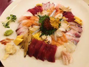 ほうせい丸 海鮮チャレンジ丼2