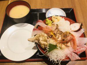 魚菜屋 のど黒と日本海の魚達