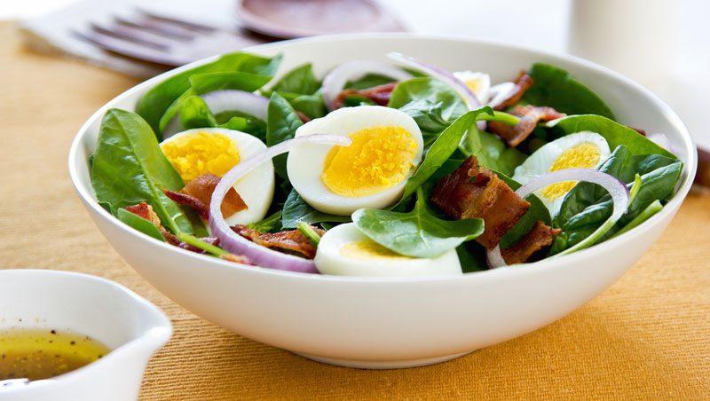 חשיבות הביצה בתפריט, והערך התזונתי שבה