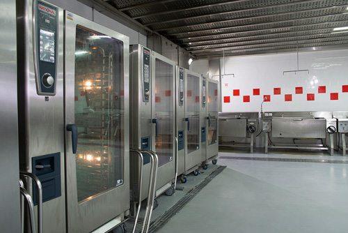 מטבח לאנץ טיים-תקן-GMP (תנאי ייצור נאותים)