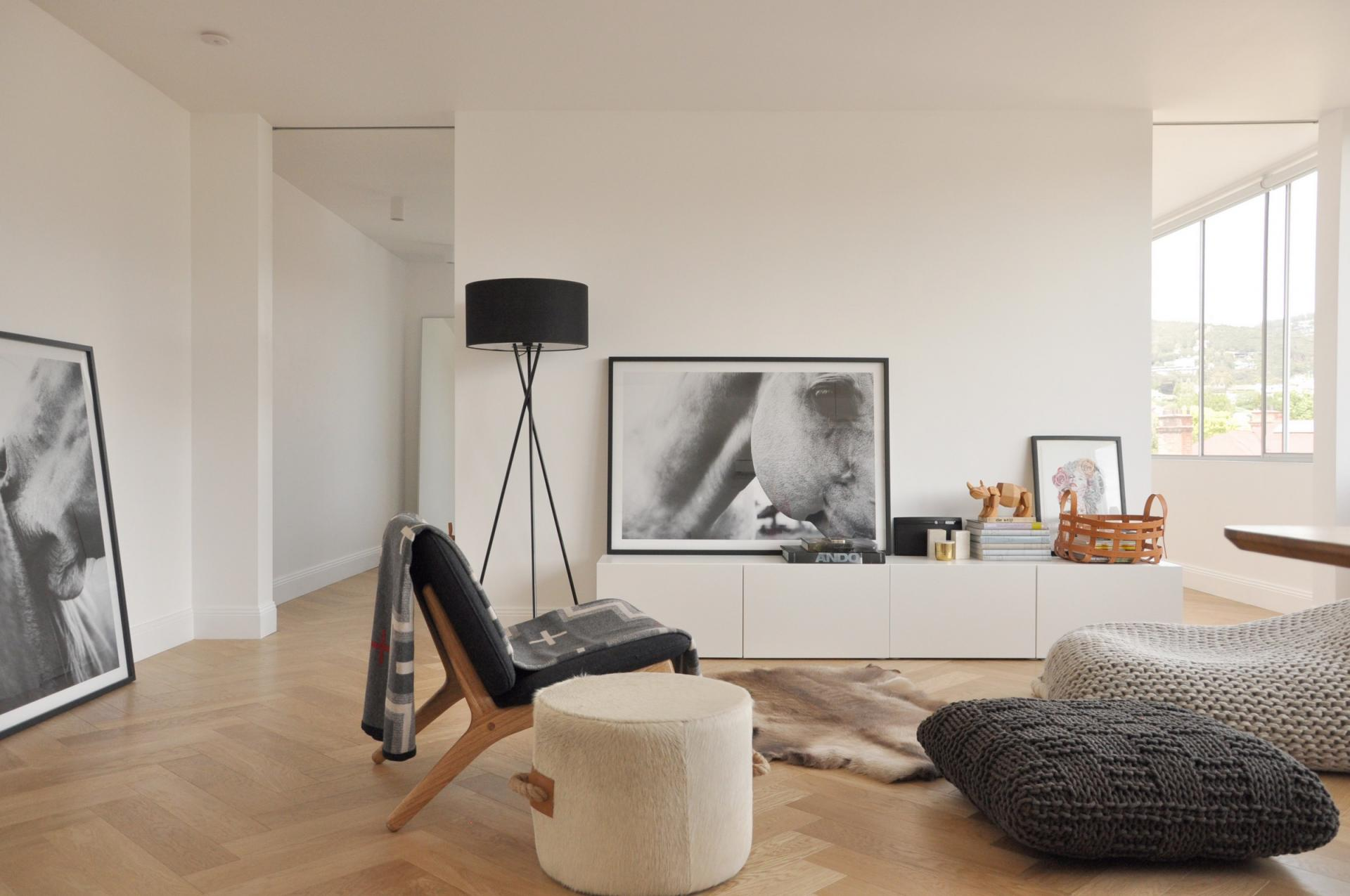 Architects Makeover A Small Apartment As A Resale Investment