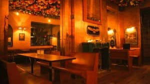 Eclectic ambience... Rocafelas