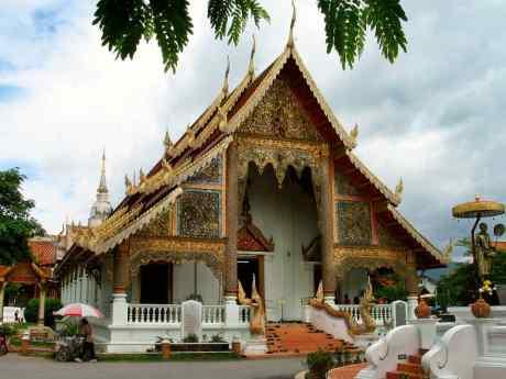 Wat Pra Singh Temple, Chiang Mai