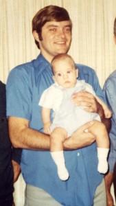 Dad P and John