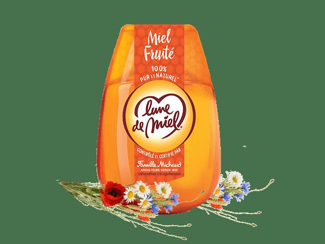 Miel fruité