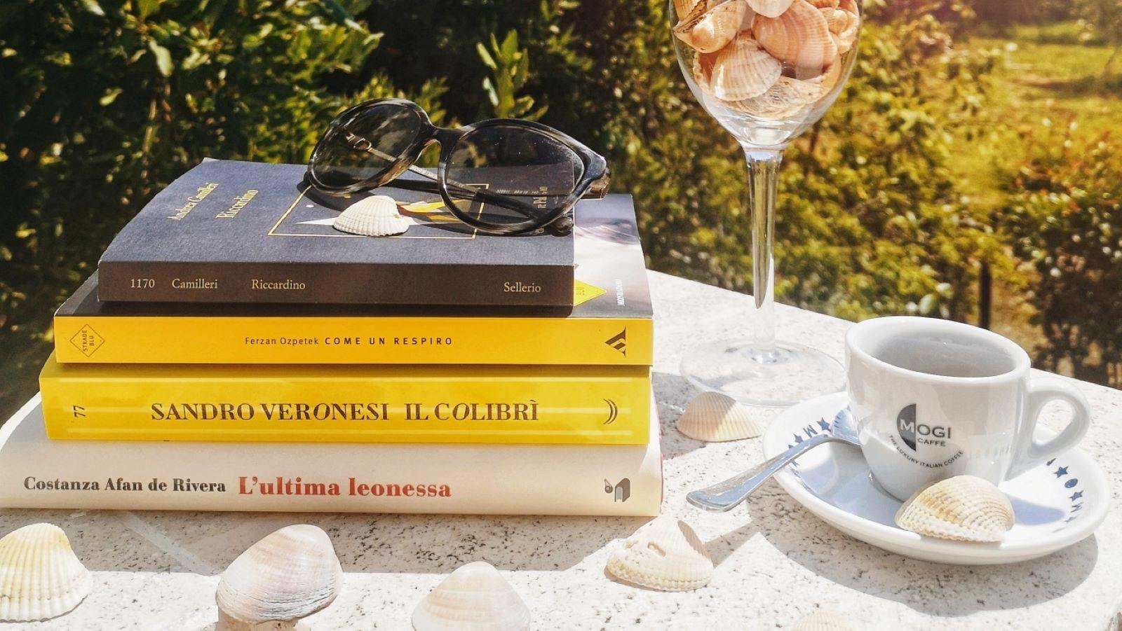 Estate. Tempo di vacanza e di letture
