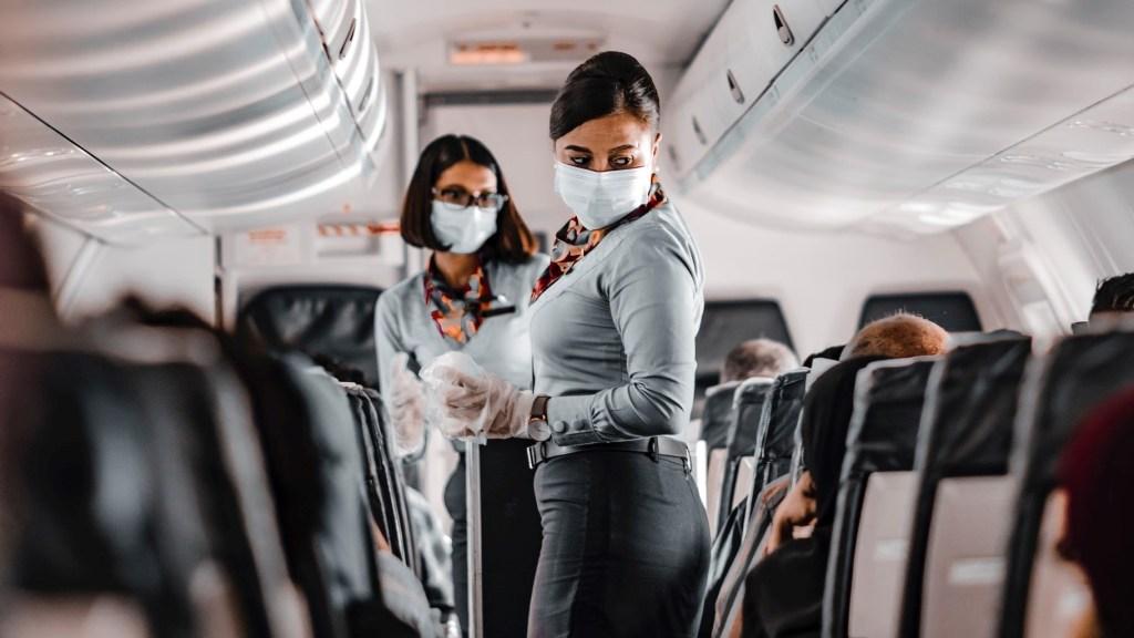 biglietto aereo flessibile