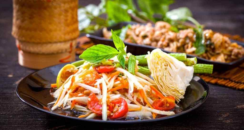 Thailandia colazione