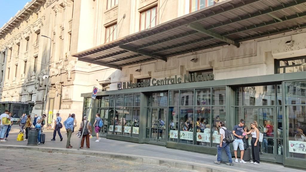 Mercato Centrale di Milano