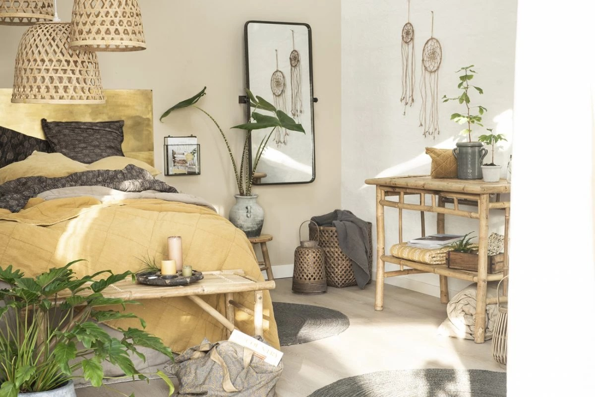 Fantastiske Lamper I Bambus