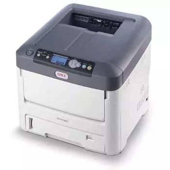 Impressora Digital Colorida C711WT OKI