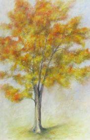 Autumn Gold, 61 x 91cm