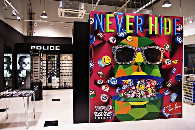 福岡店 POLICE/Lunetterie OUTLET