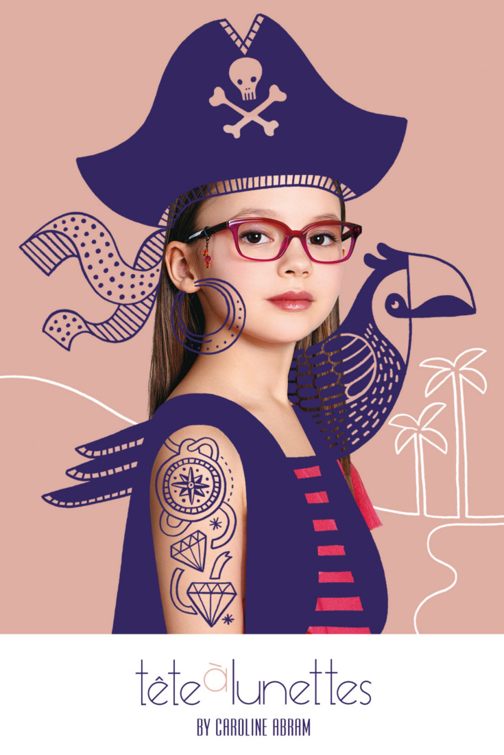 Tte Lunettes The Collection For Kids From The Designer