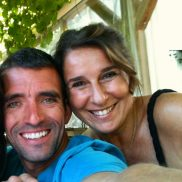 Photo d'Alessandra et Jean-Christophe