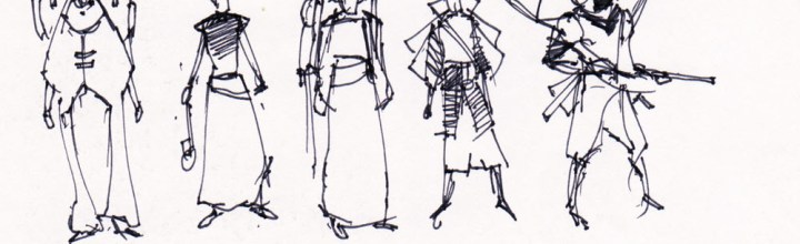 Kwon Design Sketches