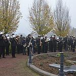 Bezoek kerkhof & inhalen sinterklaas 2014