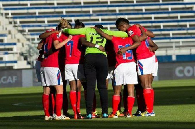 haitian women soccer