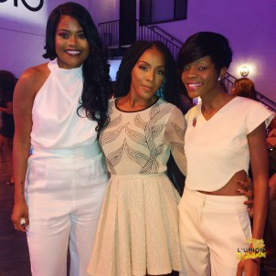 Karen Civil & Dawn Richard