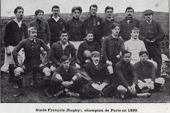 Constantin Henriquez de Zubiera and Team