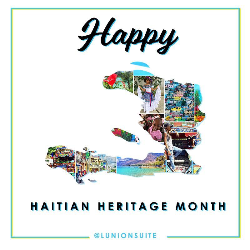 Haitian Heritage Month