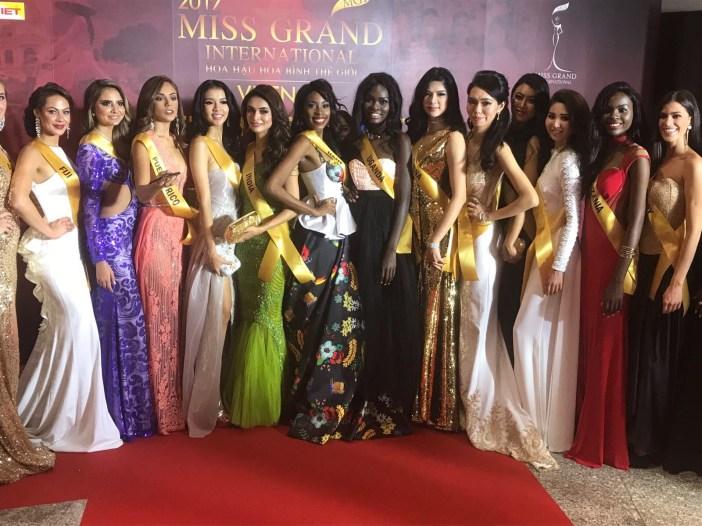 Miss GrandInternational Haiti