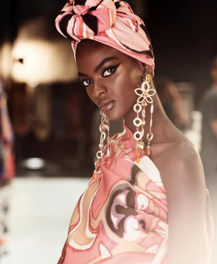 Haitian Models