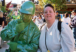 Disney, Green Army Guy, 1999