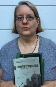 What's Auntie Reading Now? Metatropolis