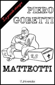 Gobetti Matteotti