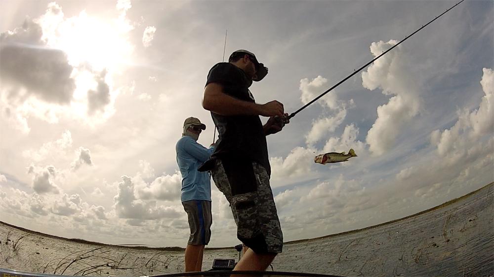 Fish On! Okeechobee