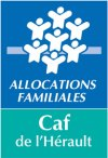 Logo CAF Hérault