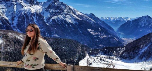 Trenino Rosso del Bernina: il percorso perfetto tra Tirano e Sankt Moritz