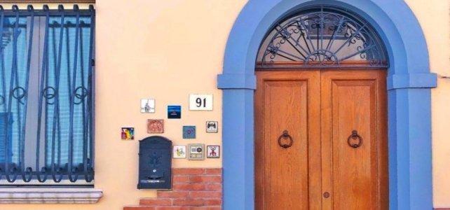 Borgo San Giuliano e i suoi murales: il volto diverso di Rimini