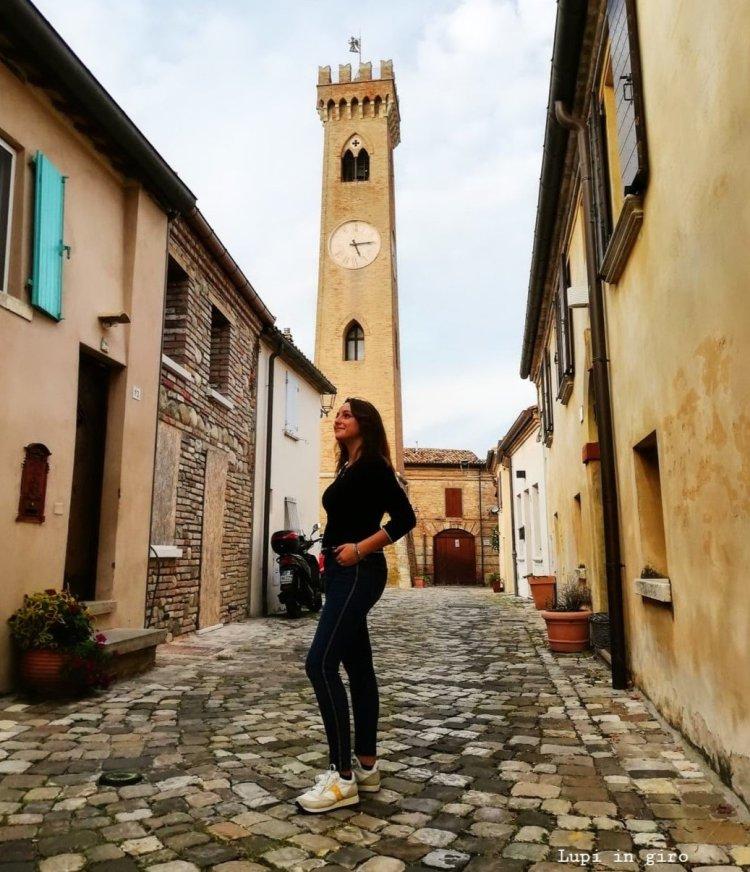 Cosa vedere a Santarcangelo di Romagna: il Campanone