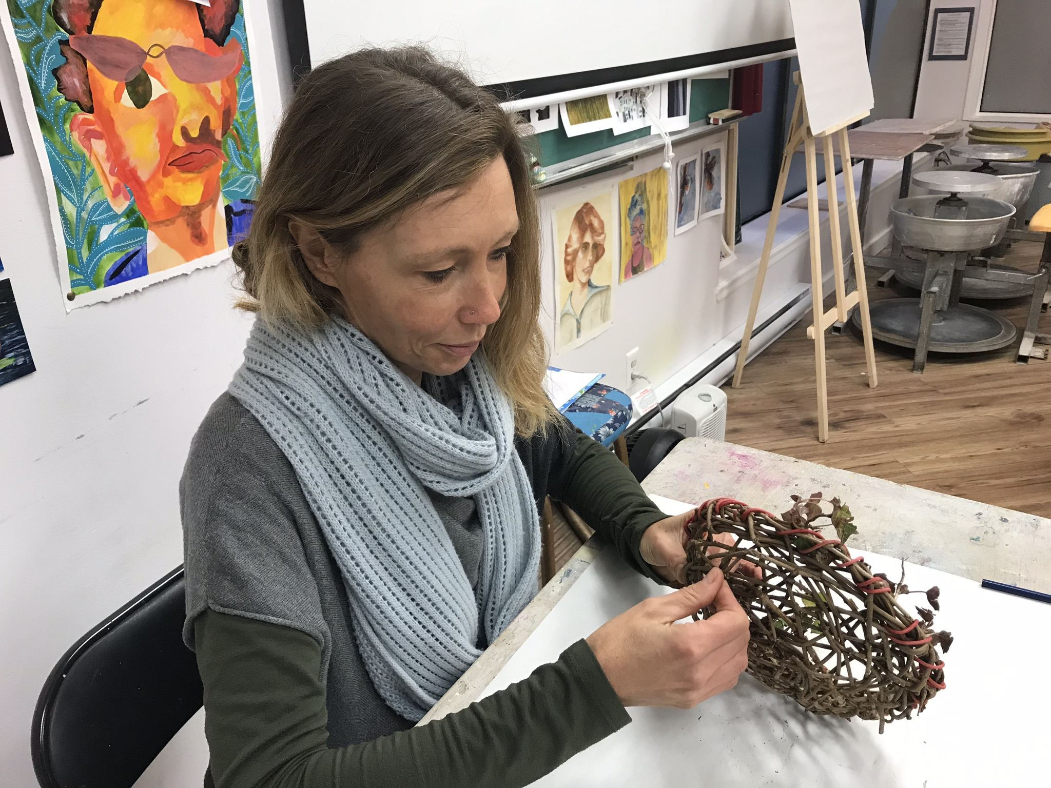 Read more about the article Artist Highlight: Amy Dugas