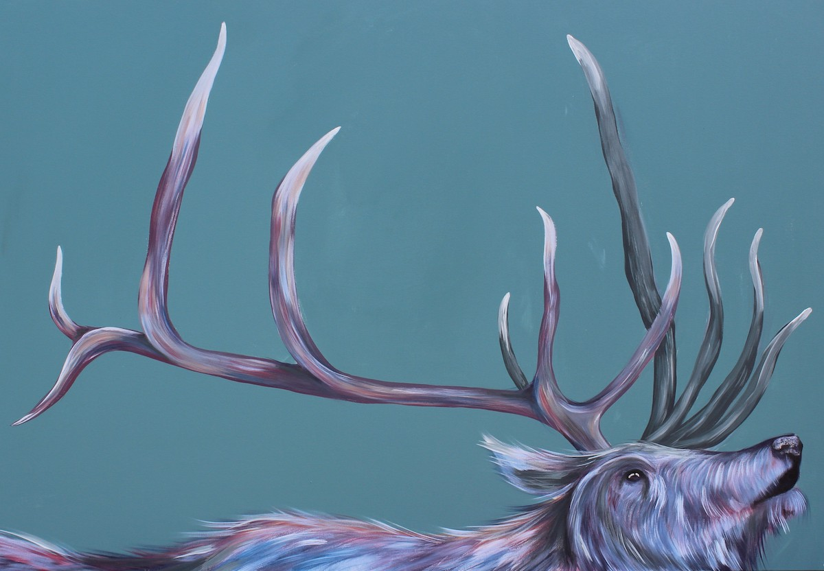 Painting Wildlife in Acrylics with Lisa Joan