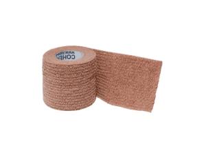 bandagem co here coesiva auto adesiva elastica