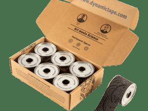 caixa dynamic eco tape 5x5
