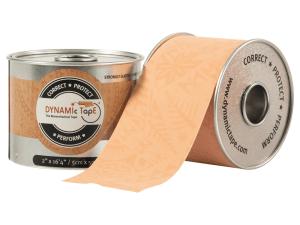 dynamic tape bege 5x5