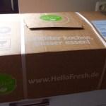 Paket Hello fresh
