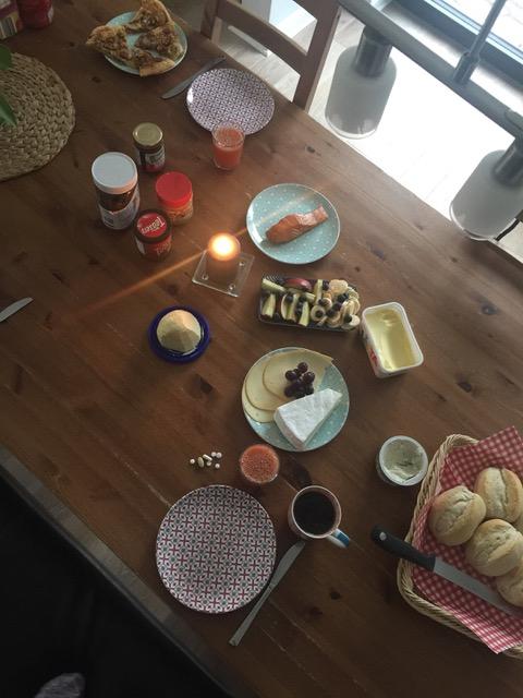 Frühstückstisch #12von12
