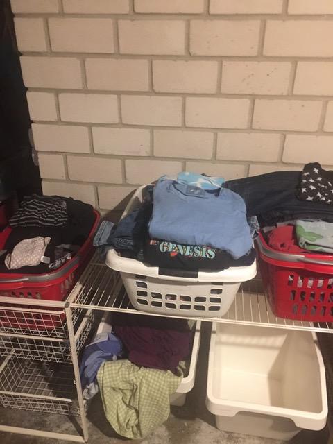 Wäsche Teil 2