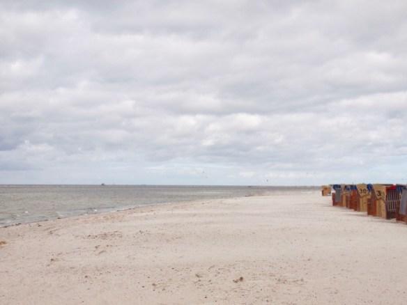 Strand von Laboe - Ferien und sehr viel Essen - Freitagszeuch